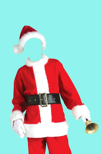 Boy Christmas Photo Suit