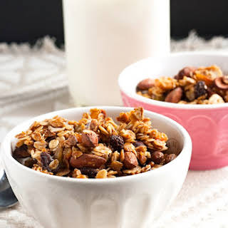 Raisin Nut Granola.