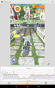 GameBench screenshot 6