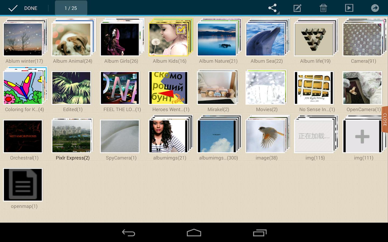 Photo album?