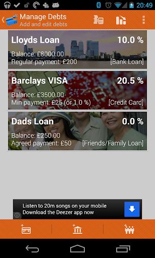 Debt Dissolver