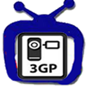 Flash 3gp Video Player icon