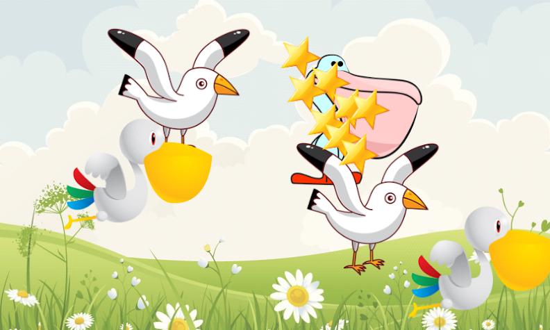 отличаются картинки игры птицы среди них