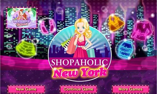 Shopaholic Model-NewYork