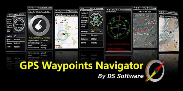 GPS Waypoints Navigator APK 9