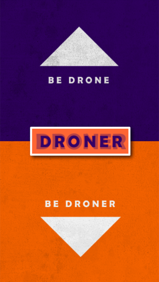 Droner- screenshot