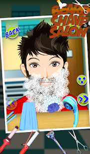 Beard Shave Salon- screenshot thumbnail