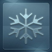 Winter Glass for Zooper Widget