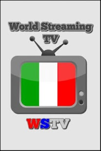 World Streaming TV Italia - screenshot thumbnail