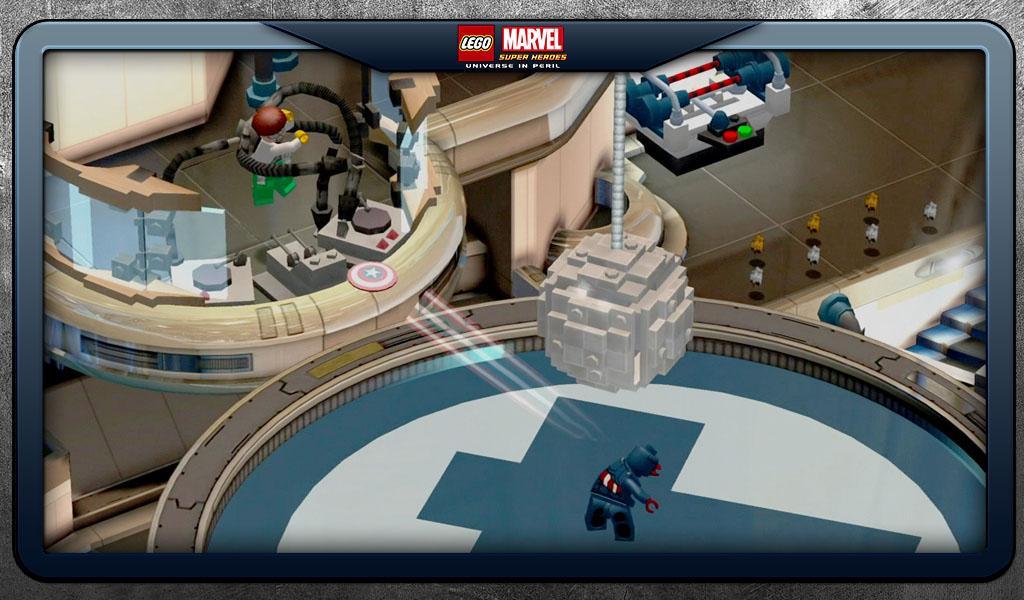 LEGO ® Marvel Super Heroes screenshot #1