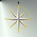 Compass to Mecca logo