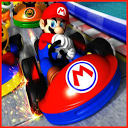 Super Mario Racing mobile app icon