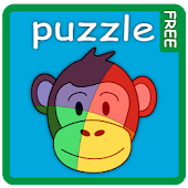 33 Animal puzzles for toddlers