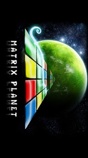 Matrix Planet Lite - screenshot thumbnail