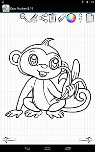玩免費家庭片APP|下載学习绘制卡通动物 app不用錢|硬是要APP