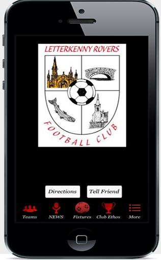 Letterkenny Rovers FC