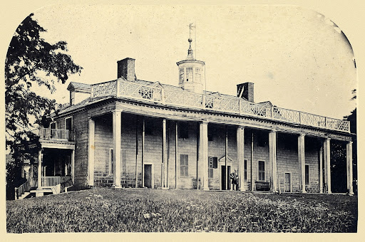 02 East Front 1858