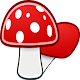 Mushrooming icon