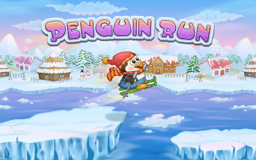 Penguin Run FREE