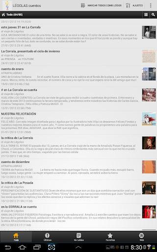【免費新聞App】LÉGOLAS cuentos-APP點子