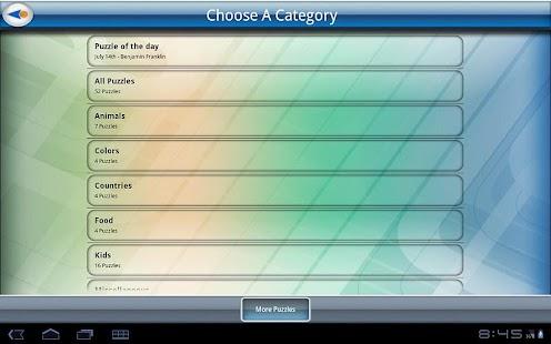 Quizard Word Search- screenshot thumbnail