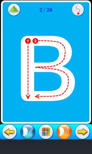 ABC英文字母学习卡 V2