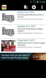 One Magical Weekend - screenshot thumbnail