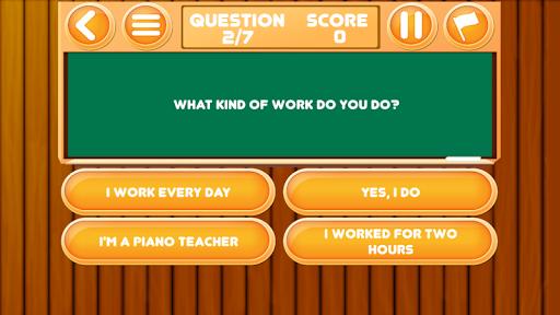 【免費益智App】英语愚蠢的测试-APP點子