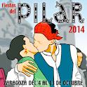 Fiestas del Pilar. icon