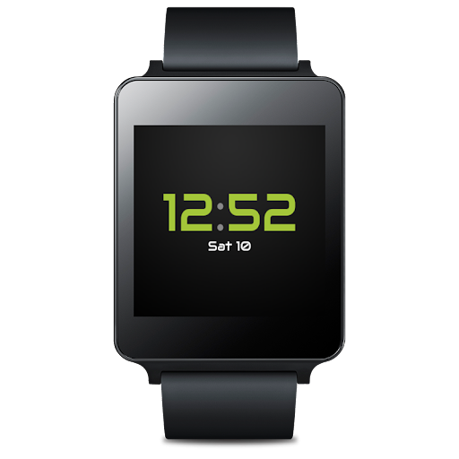 Simple Watch Face