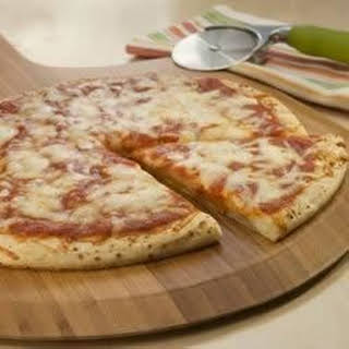 Easy Homemade Pizza.