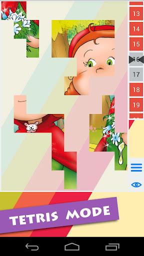 【免費休閒App】Little Red Riding Hood Cartoon-APP點子