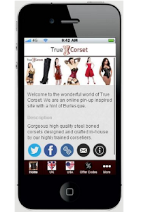 True Corset- screenshot thumbnail