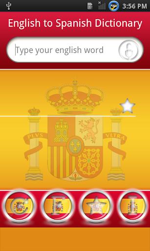 スペインDICの英語