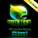 Greenlight golauncher EX theme icon