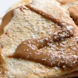 Vanilla Whey Protein Crepes.