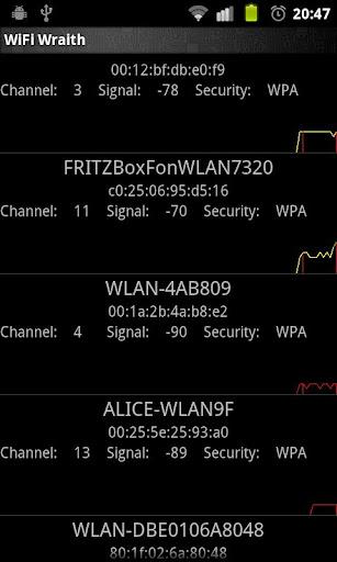 WiFi Wraith
