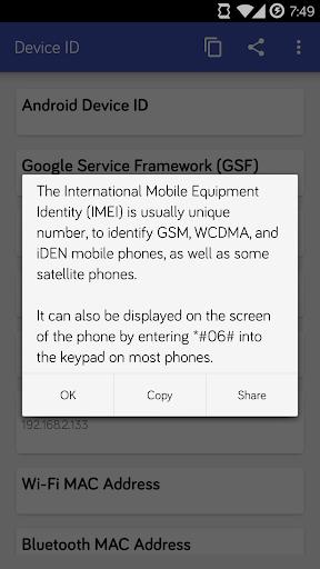 Device ID 1.3.2 screenshots 2