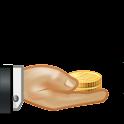 Donate 1 Euro logo
