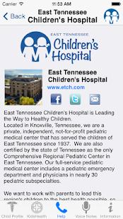 East TN Kids - screenshot thumbnail