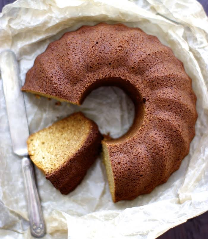Honey Almond Cake Recipe Easy