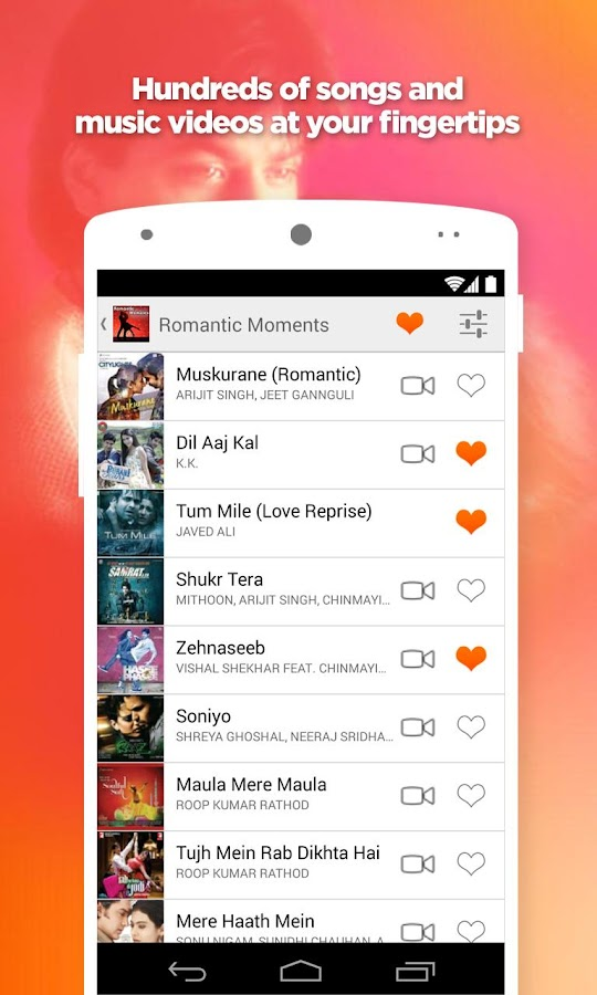 love songs hindi android apps on google play