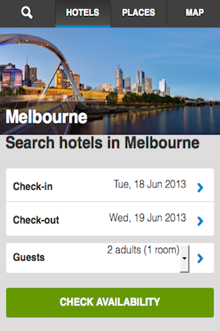 Melbourne Hotels Booking Cheap
