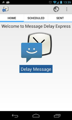 Message Delay Express