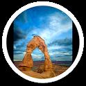 Desert Arch Live Wallpaper icon