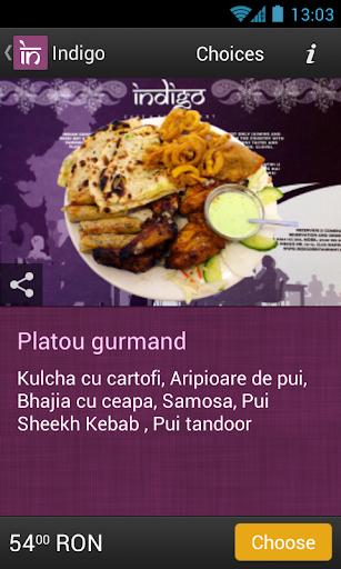 【免費生活App】Indigo Restaurant-APP點子