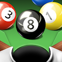 World of pool billiards icon