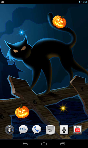 Halloween Joke live wallpaper