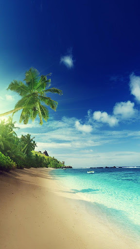 Beach Live Wallpaper 5.0 app download 1