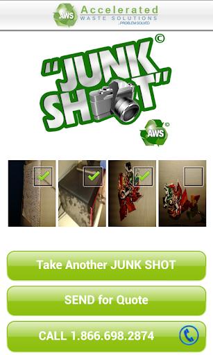 玩免費生產應用APP|下載Junk Shot app不用錢|硬是要APP